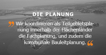 Einleitungstext über die Planung.
